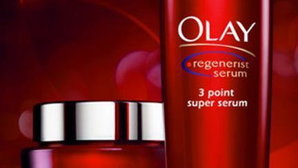 O piele mai ferma in 5 zile: Olay Regenerist 3 Point