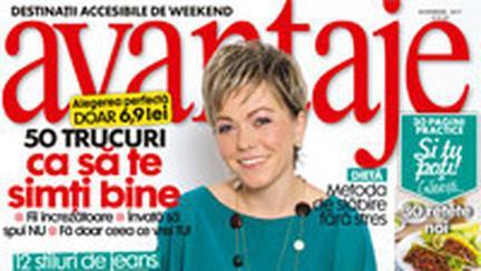 Avantaje – editia Noiembrie 2011