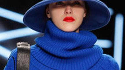 Cand moda e albastra…