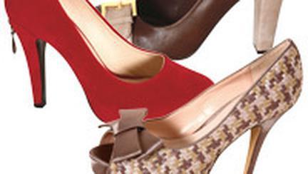 Pantofi pentru aceasta toamna: de la inalti la foarte inalti!