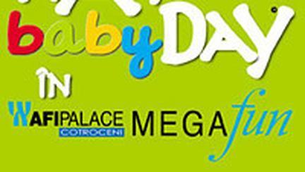 1 DECEMBRIE – Editie speciala HAPPY baby DAY