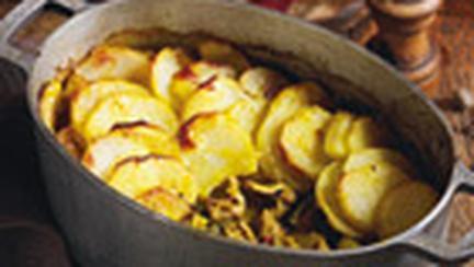 Friptura de miel cu curry