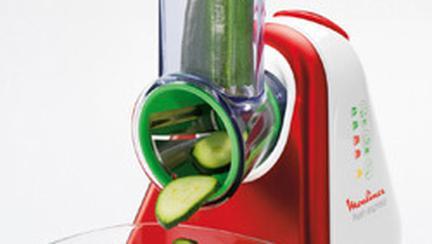 Fresh Express, aparat electric de maruntit de la Moulinex