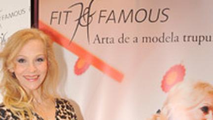 Silueta de vedeta cu Fit&Famous by Luminita Nicolescu