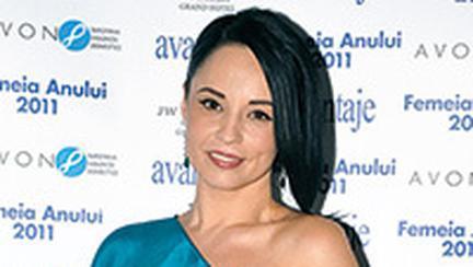 Femeia anului 2011: Andreea Marin Banica