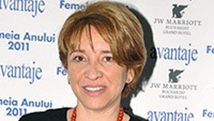 Cristina Guseth – Femeia anului 2011