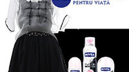 Colectia NIVEA Invisible for Black & White