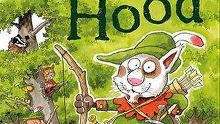 Robin Hood (carte pentru copii)