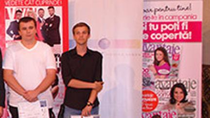 Castigatorii concursului Tanarul Jurnalist al Anului 2011