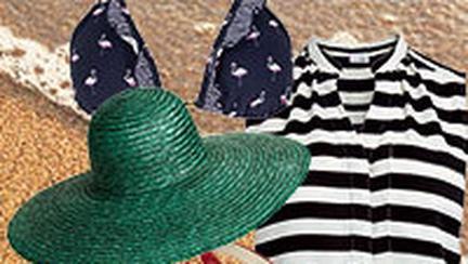 6 stiluri pe plaja