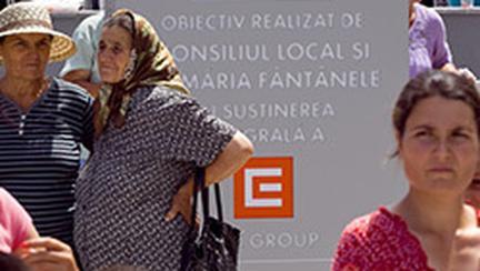 CEZ Group, Primaria si Consiliul local inaugureaza Piata agroalimentara si de marfuri generale Fantanele