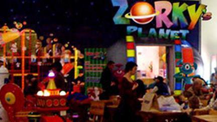 Teatrul pentru copii, o nouă atracţie în Lumea lui Zorky