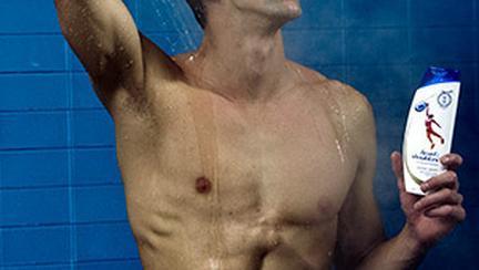 Phelps se retrage, head&shoulders este noua sa prioritate