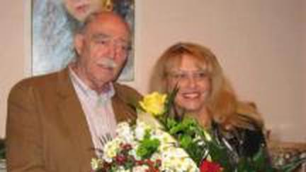 Mircea Albulescu a deschis expoziţia de pictură a Andreei Gheorghiu