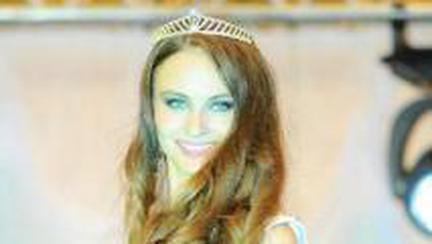 Diana Popişteanu va reprezenta România la Miss Earth