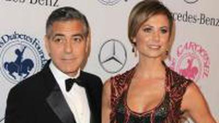 George Clooney premiat pentru acţiunile caritabile