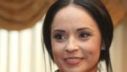 Andreea Marin Banica militeaza impotriva violentei