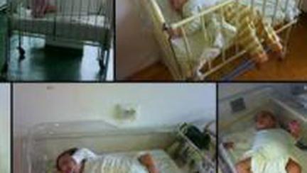 Copiii parasiti la Spitalul Sf Maria striga dupa ajutor!