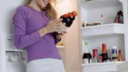 Practic: Unde si ce trebuie sa stea in frigider!