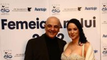 Vedete la Gala Femeia Anului 2012