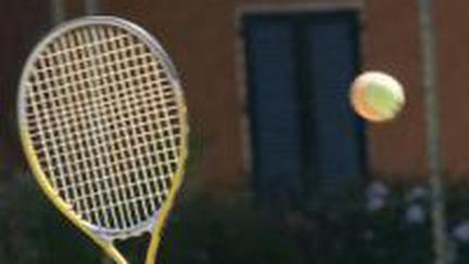 Vlad Breazu, copilul-minune al tenisului românesc
