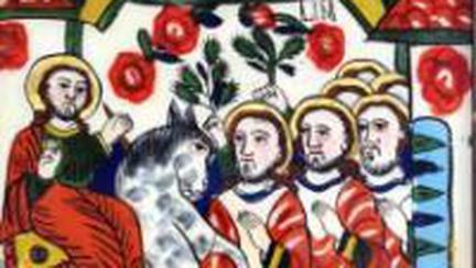 Târg de Florii la Muzeul Naţional al Ţăranului Român