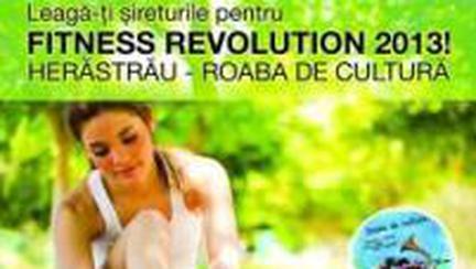 Începe Fitness Revolution 2013!