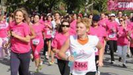 Braşovul continuă lupta împotriva cancerului la sân!