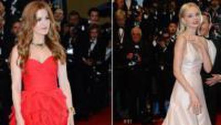 Ce au purtat vedetele la Festivalul de Film de la Cannes