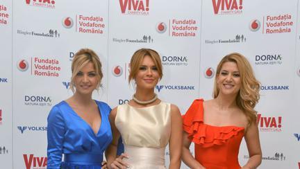 Vedetele s-au unit să ajute prin VIVA! Charity Gala