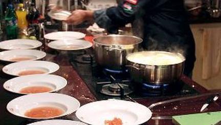 Cei mai buni bucătari: bărbaţii!