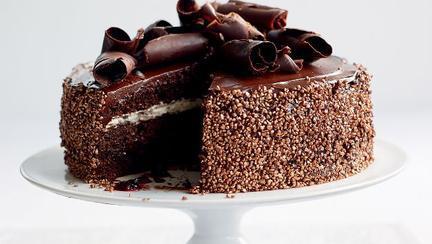 Tort de ciocolată – Pădurea Neagră