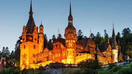 Top 5 locuri istorice cu Fainoșag, din România