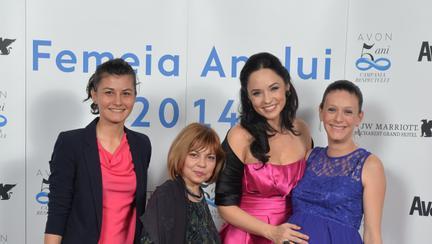 """Foto: Iată cum a fost la Gala """"Femeia Anului"""" a revistei Avantaje!"""