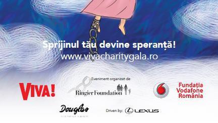 VIVA! Charity Gala s-a amânat