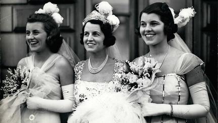 Kathleen Kennedy, Rose Kennedy si Rosemary Kennedy,