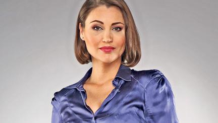 Daniela Nane, de nerecunoscut! Actrița și-a schimbat look-ul radical