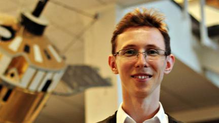 Un român este studentul anului în Europa! Un tânăr din Humulești a reușit o performanță incredibilă