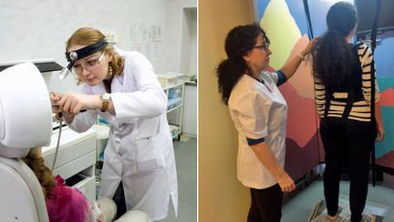 medic ORL Mădălina Georgescu
