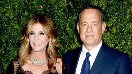 Tom Hanks si Rita Wilson