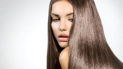 părul drept