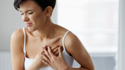semnele unui infarct miocardic