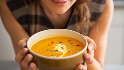 Cura de detoxifiere cu supă