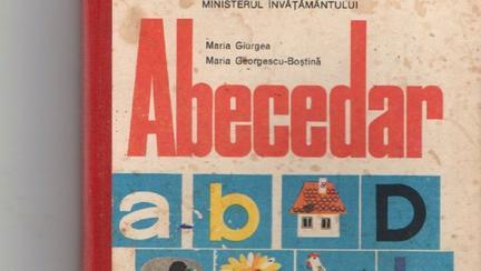 abecedarul de altădată
