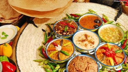 Dubaiul pentru vegetarieni
