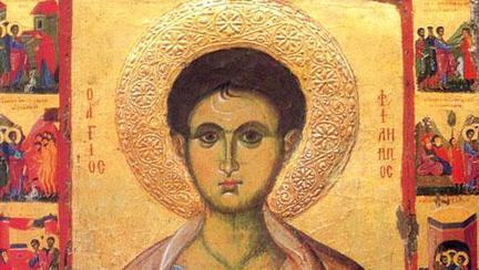 Pe 11 octombrie îl sărbătorim pe Sfântul Apostol Filip! O mulțime de bărbați poartă numele lui