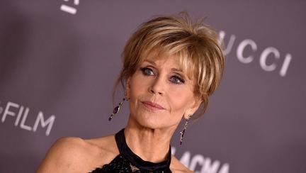 Jane Fonda cancer