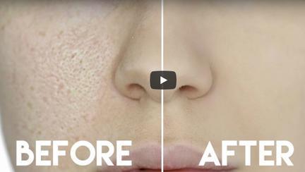 Cum să ascunzi porii dilatați cu ajutorul machiajului? Tehnica secretă pe care trebuie să o știe orice femeie