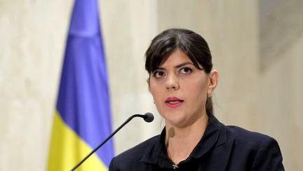 """Procurorul-șef al DNA Laura Codruța Kovesi, prima reacție după anunțul lui Tudorel Toader privind revocarea sa: """"Voi urma procedura legală"""""""