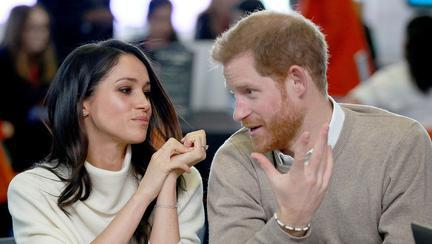 Prințul Harry și Meghan Markle contract prenupțial